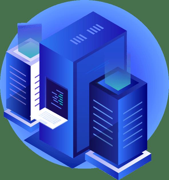 Powerful Server and Platform