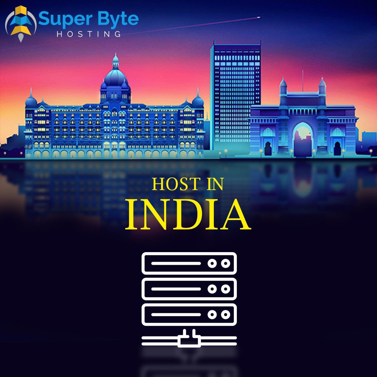 Host in India