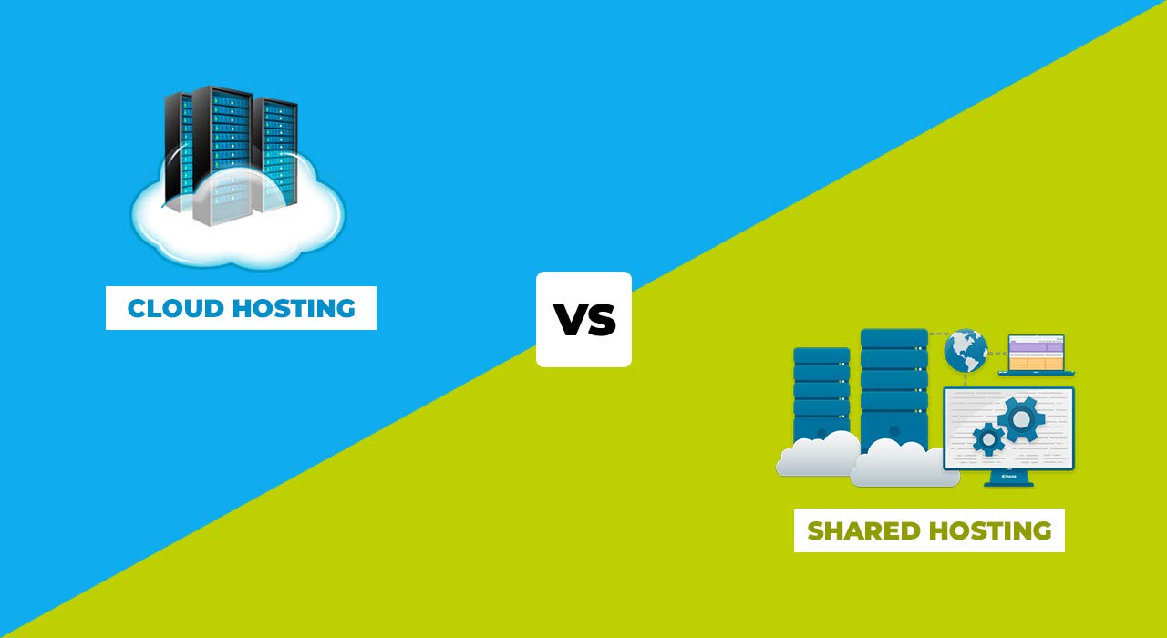 Cloud Hosting Faster Than Shared Hosting